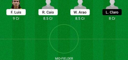 FLMG vs FLMI Dream11 Team fantasy Prediction Brazilian Serie A