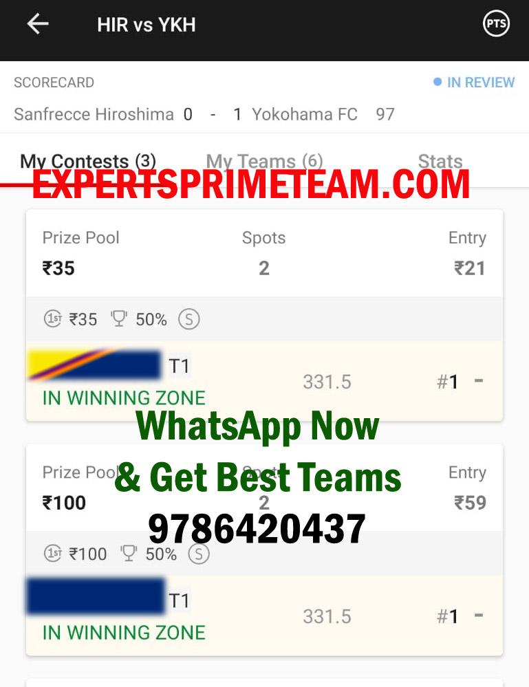 HIR-VS-YKH-Dream11-Results-