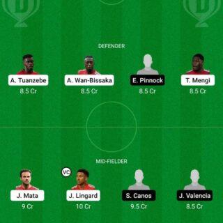 MUN vs BRE Dream11 Team fantasy Prediction Club Friendlies