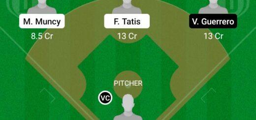 NLS vs ALS Dream11 Team fantasy Prediction MLB