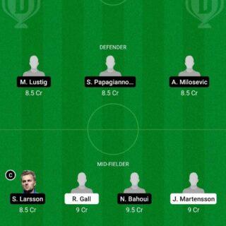 ORE vs AIS Dream11 Team fantasy Prediction Swedish League
