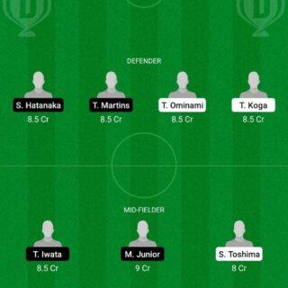 REY vs YKFM Dream11 Team fantasy Prediction Euro