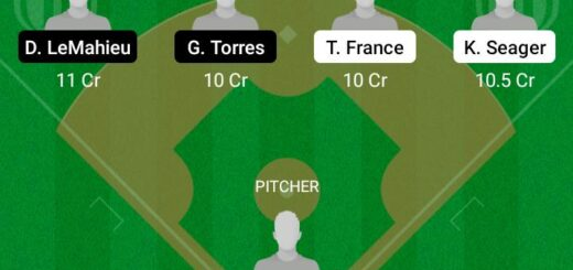 SEM vs NEY Dream11 Team fantasy Prediction MLB