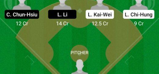 WCD vs RM Dream11 Team fantasy Prediction CPBL