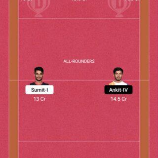 BHL vs AAKA Dream11 Team fantasy Prediction K7 Kabaddi Stage Up