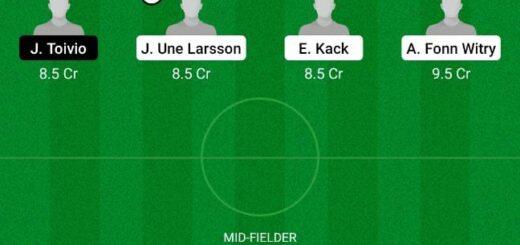 DJU vs BKH Dream11 Team fantasy Prediction Swedish League