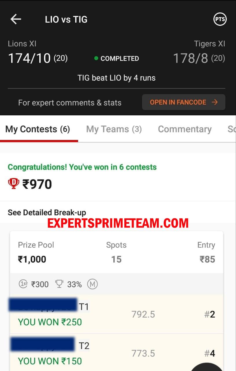 LIO-VS-TIG-Dream11-Results-