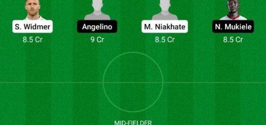 MAZ vs LEP Dream11 Team fantasy Prediction Bundesliga