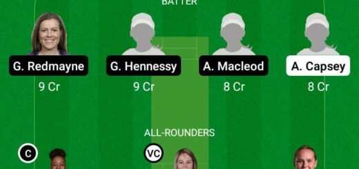OVI-W vs WEF-W 16th Match Dream11 Team fantasy Prediction The Hundred Women