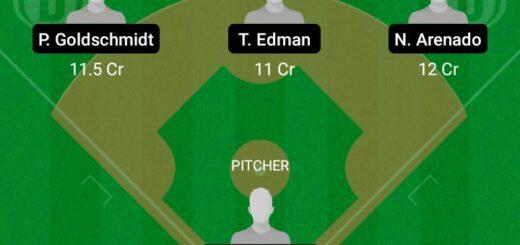 PBP vs SLC Dream11 Team fantasy Prediction MLB