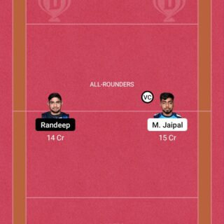 PJPA vs NKSA Dream11 Team fantasy Prediction K7 Kabaddi Stage Up