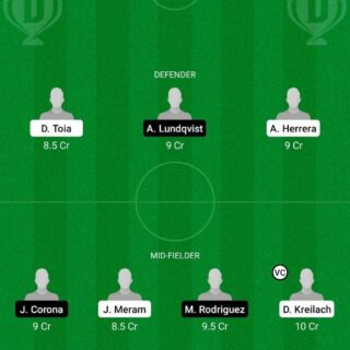 RSLC vs HD Dream11 Team fantasy Prediction Major League Soccer
