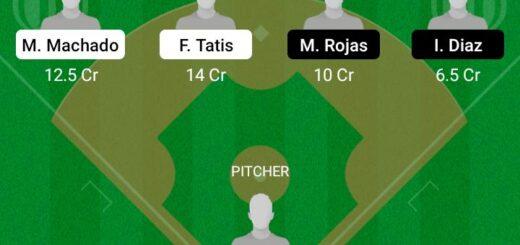 SDP vs MM Dream11 Team fantasy Prediction MLB (2)