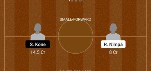 CMR-W vs MAL-W Dream11 Team fantasy Prediction Afrobasket Women