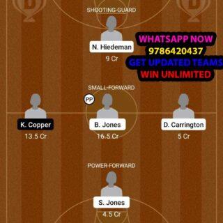 CON vs CHI Dream11 Team fantasy Prediction WNBA