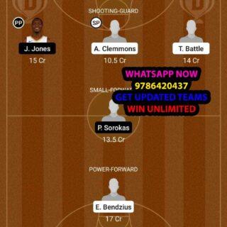 DSA vs PVA Dream11 Team fantasy Prediction Italian Super Cup