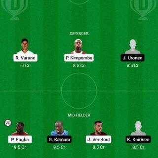 FRA vs FIN Dream11 Team fantasy Prediction World Cup Qualifiers