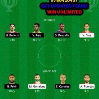 GRD vs RB Dream11 Team fantasy Prediction LaLiga Santander