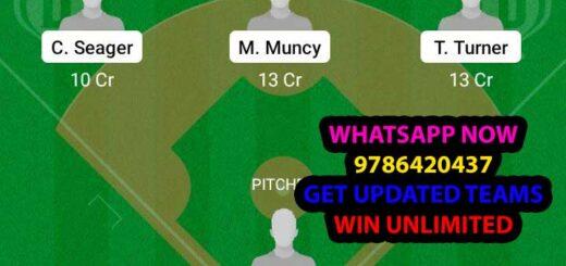 LAD vs AD Dream11 Team fantasy Prediction MLB (2)