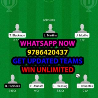 LAF vs SPKC Dream11 Team fantasy Prediction Major League Soccer