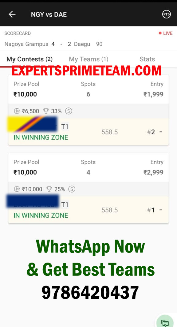 NGY-VS-DAE-Dream11-Results-