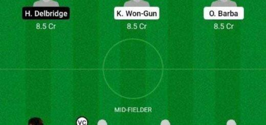 SE vs INC Dream11 Team fantasy Prediction Korean League