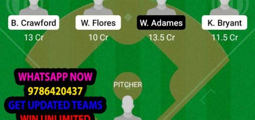 SFG vs MB Dream11 Team fantasy Prediction MLB