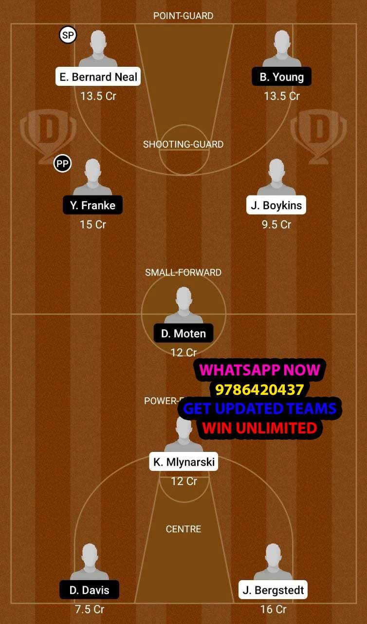 SPT vs SOP Dream11 Team fantasy Prediction Polish league