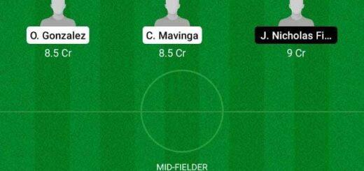 TRT vs MIA Dream11 Team fantasy Prediction Major League Soccer