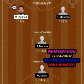 VIB vs DER Dream11 Team fantasy Prediction Italian Super Cup