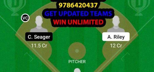 AB vs LAD Dream11 Team fantasy Prediction MLB