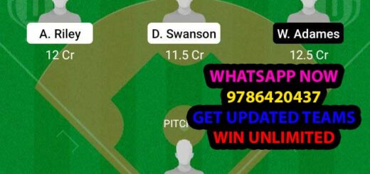 AB vs MB Dream11 Team fantasy Prediction MLB