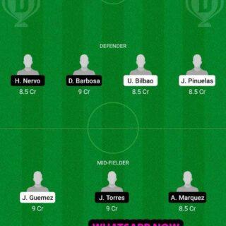 ASL vs ATL Dream11 Team fantasy Prediction Mexican League