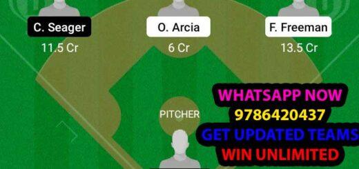 LAD vs AB Dream11 Team fantasy Prediction MLB (2)