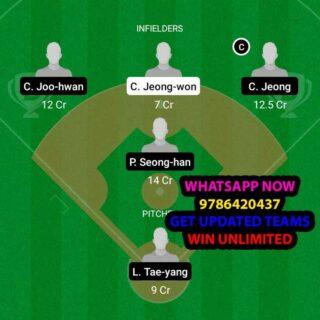 NCD vs SSL Dream11 Team fantasy Prediction KBO