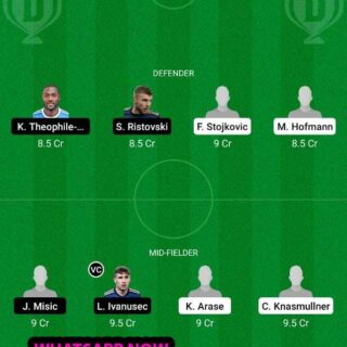 RPD vs DIZ Dream11 Team fantasy Prediction Europa League